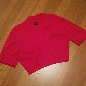 Short cardigan/sweater
